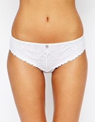 Ultimo The One Jessie Brazilian Brief White