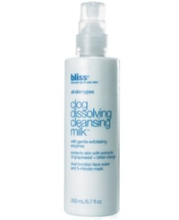 Bliss Clog Dissolving Cleansing Milk 6.7 Oz.