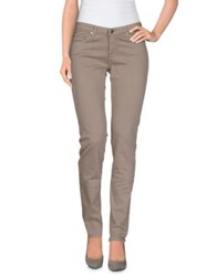 Ag Adriano Goldschmied Casual Pants Dark Brown