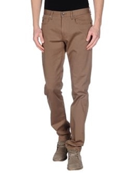 Henry Cotton's Casual Pants Brown