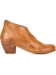 Officine Creative 'Chabrol' Boots Brown