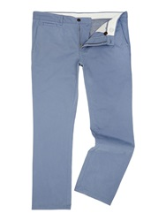 Linea Turner Cotton Chinos Light Blue