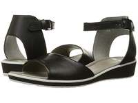 Ara Lidia Black Nappa Women's Sandals