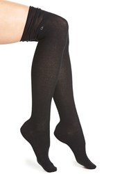 Women's Calvin Klein 'Lottie' Ribbed Over The Knee Socks