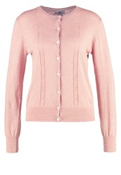 Noa Noa Cardigan Misty Rose Mottled Rose