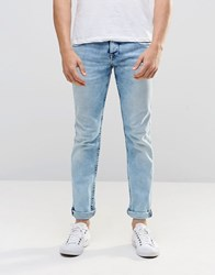 Pepe Jeans Slim Fit Jeans Blue