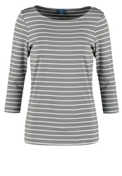 Tom Tailor Long Sleeved Top Smoked Pearl Grey