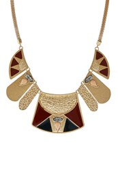 Only Onlmenu Necklace Goldcoloured