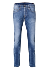 True Religion Faded Straight Leg Jeans