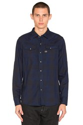 G Star Tacoma Shirt Blue