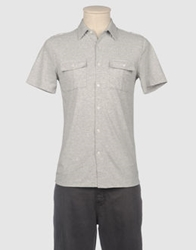 Kaos Short Sleeve Shirts Lead