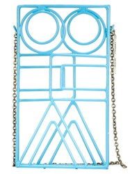 Anndra Neen Wired Crossbody Bag Blue