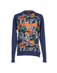 Desigual Sweatshirts Dark Blue