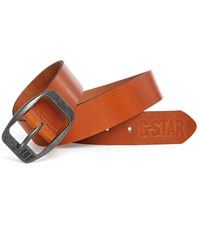 G Star Camel Ladd Washed Belt