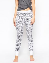 Jack Wills Deer Enfield Legging Deerprint