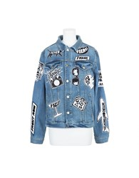 Frame Denim Le Original Jacket Denim