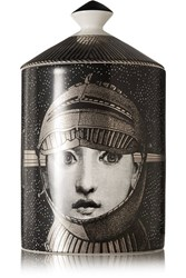 Fornasetti Armatura Scented Candle Colorless