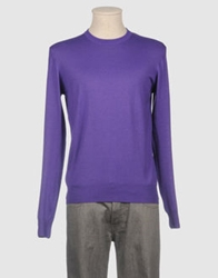 Valdoglio Crewneck Sweaters Purple