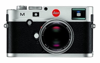 Amazon.Com Leica 10771 M 24Mp Rangefinder Camera With 3 Inch Tft Lcd Screen Body Only Silver Black Slr Digital Cameras Camera And Photo