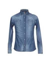 Kaos Denim Shirts