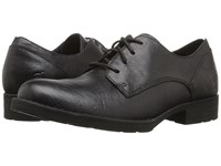 Born Binn Black Full Grain Leather Women's Shoes