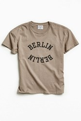 Rxmance Berlin Heavy Box Tee Dark Grey