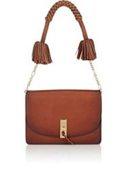 Altuzarra Ghianda Flap Front Shoulder Bag Brown