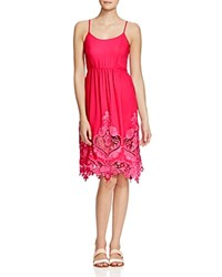 Maje Rayai Embroidered Dress 100 Bloomingdale's Exclusive Pink