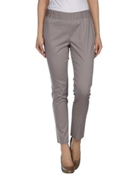 Nuvola Casual Pants Dove Grey
