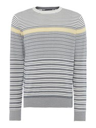 Duck And Cover Staysail Knitwear Off White