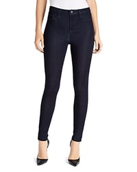 William Rast Sculpted Jeans In Dark Rinse
