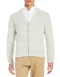 Brooks Brothers Knit Button Front Cardigan