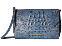 Brahmin Carina Satellite Handbags Blue