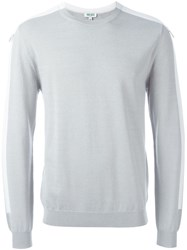 Kenzo Crew Neck Sweater Grey
