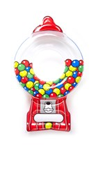 Gift Boutique Giant Gumball Machine Pool Float Multi