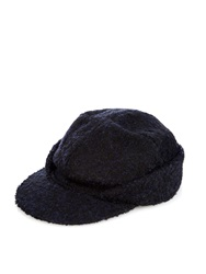 Paul Smith Wool And Alpaca Blend Boucle Hat