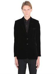 Saint Laurent Velvet Jacket