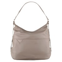 Radley Thurloe Leather Large Hobo Bag Grey