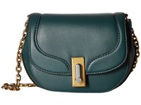 Marc Jacobs West End Stitch The Jane Cypress Handbags Green
