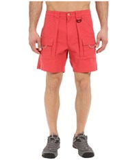Columbia Brewha Ii Short Sunset Red Men's Shorts Multi