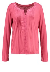 Tom Tailor Long Sleeved Top Berry Mauve