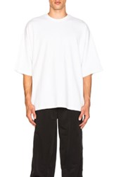 Fenty By Puma Short Sleeve Crewneck Tee In White