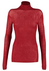 Filippa K Jumper Red Rust