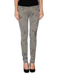 Bad Spirit Denim Pants Grey