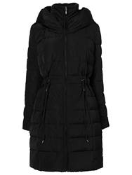 Phase Eight Hattie Hooded Puffa Coat Black