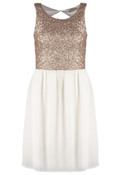 Evenandodd Cocktail Dress Party Dress Offwhite Off White