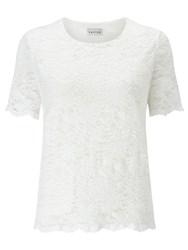 Eastex Ivory Lace Top Neutral