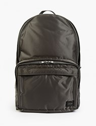 Porter Silver Grey Tanker Day Backpack