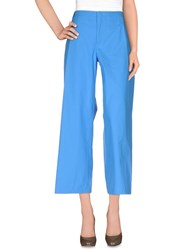 Jil Sander Trousers Casual Trousers Women Azure