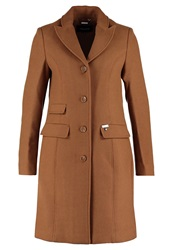 More And More Classic Coat Brown